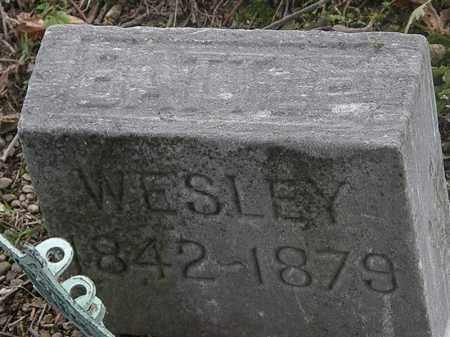 BATTLE, WESLEY - Lorain County, Ohio   WESLEY BATTLE - Ohio Gravestone Photos