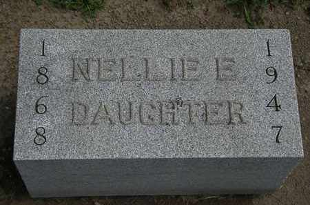 BECKETT, NELLIE E. - Lorain County, Ohio | NELLIE E. BECKETT - Ohio Gravestone Photos