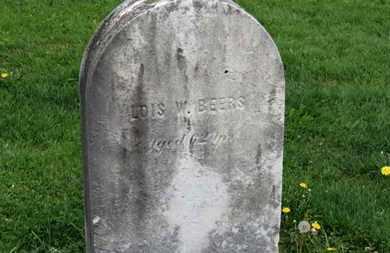 BEERS, LOIS W. - Lorain County, Ohio | LOIS W. BEERS - Ohio Gravestone Photos