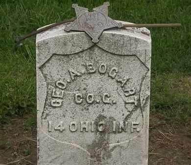 BOGART, GEO. A. - Lorain County, Ohio | GEO. A. BOGART - Ohio Gravestone Photos