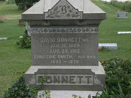 SMITH BONNETT, ERNSTINE - Lorain County, Ohio | ERNSTINE SMITH BONNETT - Ohio Gravestone Photos