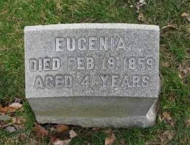 BOYNTON, EUGENIA - Lorain County, Ohio | EUGENIA BOYNTON - Ohio Gravestone Photos