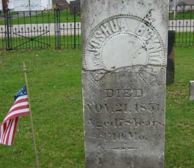 BOYNTON, JOSHUA - Lorain County, Ohio | JOSHUA BOYNTON - Ohio Gravestone Photos