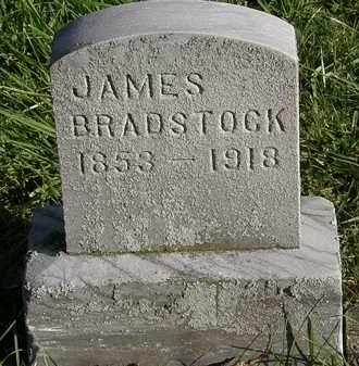 BRADSTOCK, JAMES - Lorain County, Ohio | JAMES BRADSTOCK - Ohio Gravestone Photos