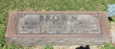 BROWN, MARGARET - Lorain County, Ohio | MARGARET BROWN - Ohio Gravestone Photos