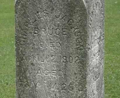 BRUCE, CHARLES JACKSON - Lorain County, Ohio | CHARLES JACKSON BRUCE - Ohio Gravestone Photos