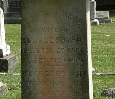 BRYANT, GEORGE - Lorain County, Ohio | GEORGE BRYANT - Ohio Gravestone Photos