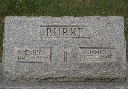 BURKE, JAMES - Lorain County, Ohio | JAMES BURKE - Ohio Gravestone Photos