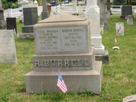 BURRELL, ELIZA - Lorain County, Ohio | ELIZA BURRELL - Ohio Gravestone Photos