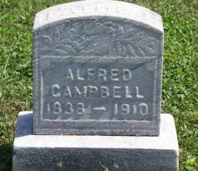 CAMPBELL, ALFRED - Lorain County, Ohio | ALFRED CAMPBELL - Ohio Gravestone Photos