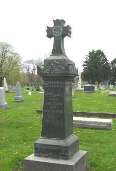 CAMPBELL, DANIEL - Lorain County, Ohio | DANIEL CAMPBELL - Ohio Gravestone Photos