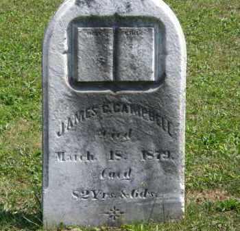 CAMPBELL, JAMES C. - Lorain County, Ohio | JAMES C. CAMPBELL - Ohio Gravestone Photos