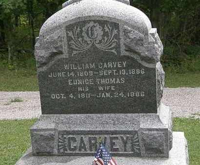 CARVEY, WILLIAM - Lorain County, Ohio | WILLIAM CARVEY - Ohio Gravestone Photos