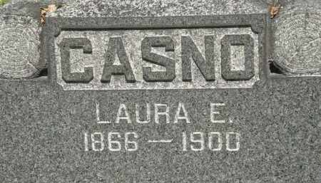 CASNO, LAURA E. - Lorain County, Ohio | LAURA E. CASNO - Ohio Gravestone Photos