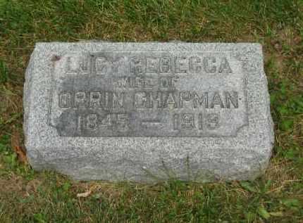CHAPMAN, ORRIN - Lorain County, Ohio | ORRIN CHAPMAN - Ohio Gravestone Photos