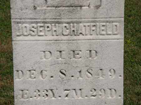 CHATFIELD, JOSEPH - Lorain County, Ohio | JOSEPH CHATFIELD - Ohio Gravestone Photos