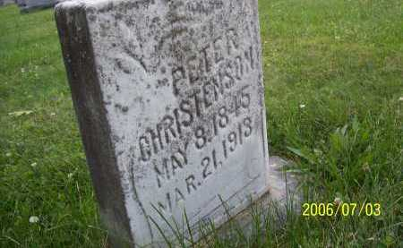 CHRISTENSON, PETER - Lorain County, Ohio | PETER CHRISTENSON - Ohio Gravestone Photos