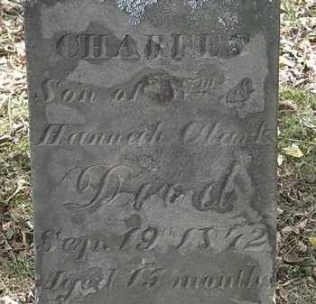 CLARK, CHARLES - Lorain County, Ohio | CHARLES CLARK - Ohio Gravestone Photos