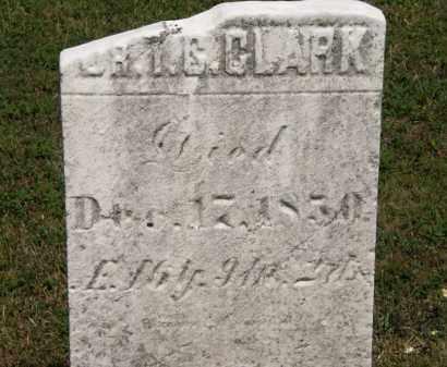 CLARK, DR. T.C. - Lorain County, Ohio | DR. T.C. CLARK - Ohio Gravestone Photos