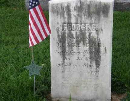 CLARK, S.E. - Lorain County, Ohio | S.E. CLARK - Ohio Gravestone Photos