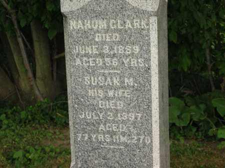 CLARK, SUSAN M. - Lorain County, Ohio | SUSAN M. CLARK - Ohio Gravestone Photos