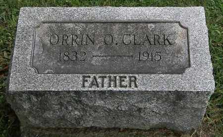 CLARK, ORRIN O. - Lorain County, Ohio | ORRIN O. CLARK - Ohio Gravestone Photos