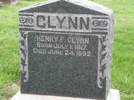 CLYNN, HENRY F. - Lorain County, Ohio | HENRY F. CLYNN - Ohio Gravestone Photos