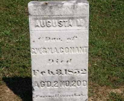 CONANT, M.A. - Lorain County, Ohio | M.A. CONANT - Ohio Gravestone Photos