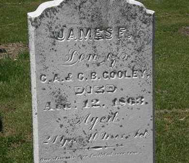 COOLEY, C.B. - Lorain County, Ohio | C.B. COOLEY - Ohio Gravestone Photos