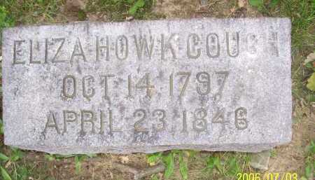 COUCH, ELIZA - Lorain County, Ohio | ELIZA COUCH - Ohio Gravestone Photos