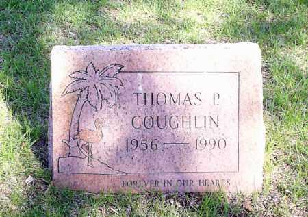COUGHLIN, THOMAS P - Lorain County, Ohio | THOMAS P COUGHLIN - Ohio Gravestone Photos