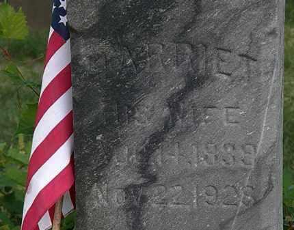 COWGILL, HARRIET - Lorain County, Ohio | HARRIET COWGILL - Ohio Gravestone Photos