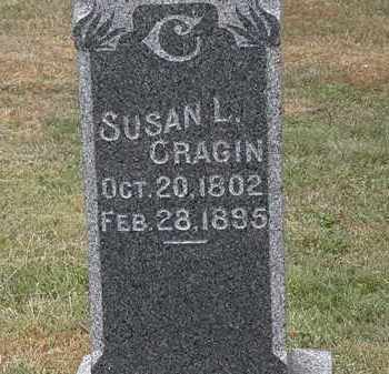 CRAGIN, SUSAN L. - Lorain County, Ohio | SUSAN L. CRAGIN - Ohio Gravestone Photos
