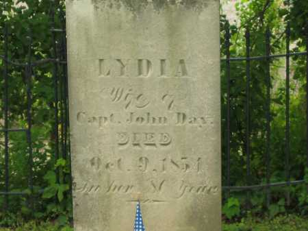 DAY, LYDIA - Lorain County, Ohio | LYDIA DAY - Ohio Gravestone Photos