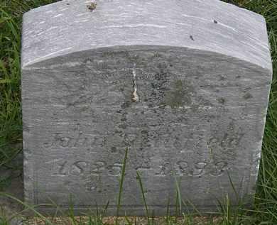 DELLIFIELD, JOHN - Lorain County, Ohio | JOHN DELLIFIELD - Ohio Gravestone Photos