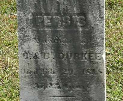 DURKEE, B. - Lorain County, Ohio | B. DURKEE - Ohio Gravestone Photos