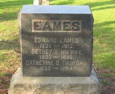EAMES, CATHERINE S. - Lorain County, Ohio | CATHERINE S. EAMES - Ohio Gravestone Photos