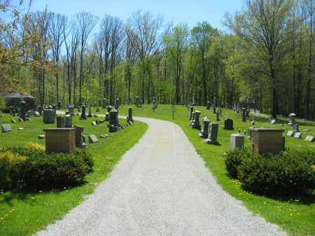 ENTRANCE, CEMETERY - Lorain County, Ohio | CEMETERY ENTRANCE - Ohio Gravestone Photos