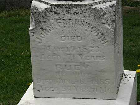 FARNSWORTH, JOHN - Lorain County, Ohio | JOHN FARNSWORTH - Ohio Gravestone Photos