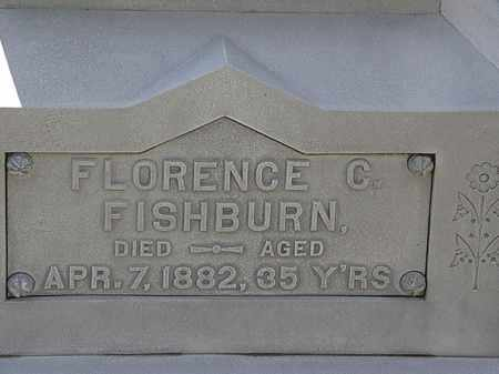 FISHBURN, FLORENCE - Lorain County, Ohio | FLORENCE FISHBURN - Ohio Gravestone Photos