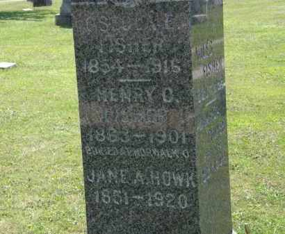 HOWK, JANE A. - Lorain County, Ohio | JANE A. HOWK - Ohio Gravestone Photos