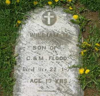 FLOOD, M. - Lorain County, Ohio | M. FLOOD - Ohio Gravestone Photos