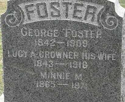 FOSTER, GEORGE - Lorain County, Ohio | GEORGE FOSTER - Ohio Gravestone Photos