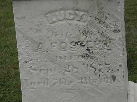 FOSTER, A. - Lorain County, Ohio | A. FOSTER - Ohio Gravestone Photos