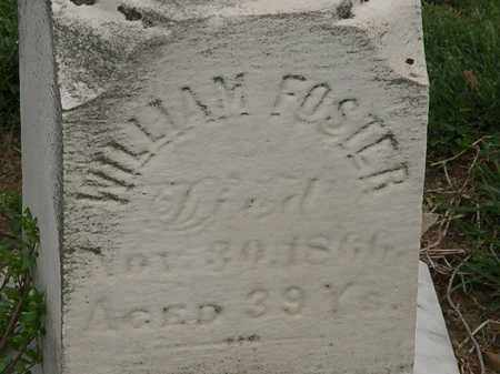 FOSTER, WILLIAM - Lorain County, Ohio | WILLIAM FOSTER - Ohio Gravestone Photos