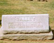 GALLEY, EDWARD - Lorain County, Ohio | EDWARD GALLEY - Ohio Gravestone Photos