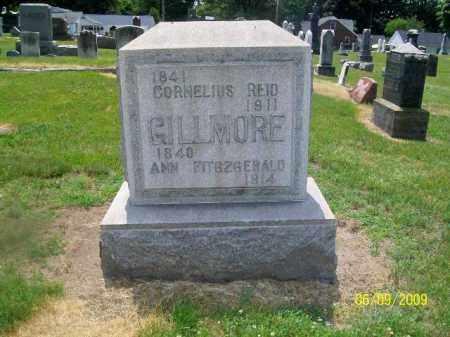 GILLMORE, CORNELIUS REID - Lorain County, Ohio | CORNELIUS REID GILLMORE - Ohio Gravestone Photos