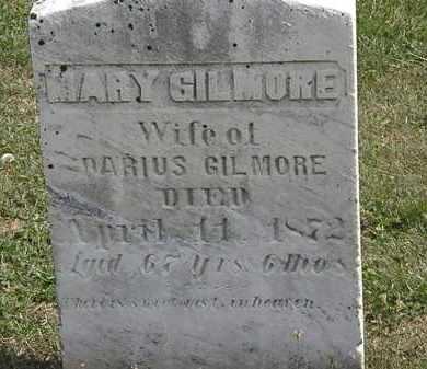 GILMORE, DARIUS - Lorain County, Ohio | DARIUS GILMORE - Ohio Gravestone Photos