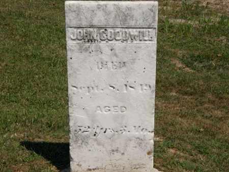 GOODWILL, JOHN - Lorain County, Ohio | JOHN GOODWILL - Ohio Gravestone Photos