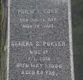 L. GOSS, PHILLIP - Lorain County, Ohio | PHILLIP L. GOSS - Ohio Gravestone Photos